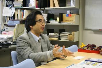 関西大学化学生命工学部 河原教授