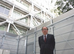 関西大学環境都市工学部 河井康人教授
