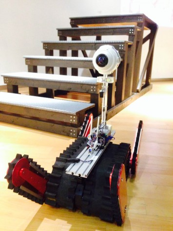 レスキューロボット sakura