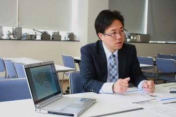 大阪府立大学大学院 工学研究科 福田弘和准教授