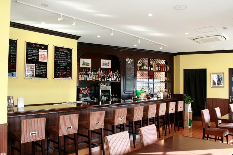 大阪府立大からすぐのイタリアンレストラン&バー「Trattoria Primo Piano」
