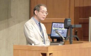 国際日本文化研究センタ-所長 小松和彦先生