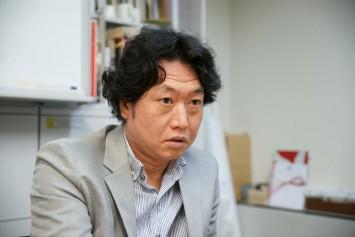 東京藝術大学大学美術館 古田 亮准教授