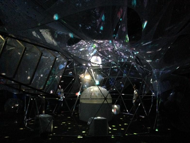 高松エリア「SPACE EGG -創造の卵-」