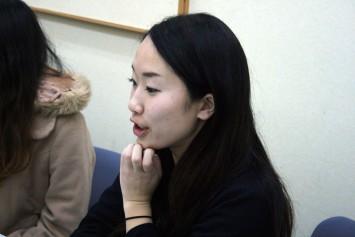 サードプレイス学生代表・小林さん(3年次生)