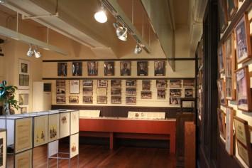 龍池小学校の歴史がつまった「龍池歴史記念館」