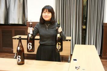 現存する最古の酵母「6号酵母」の親元、新政酒造が手掛けるその名も「No.6」。