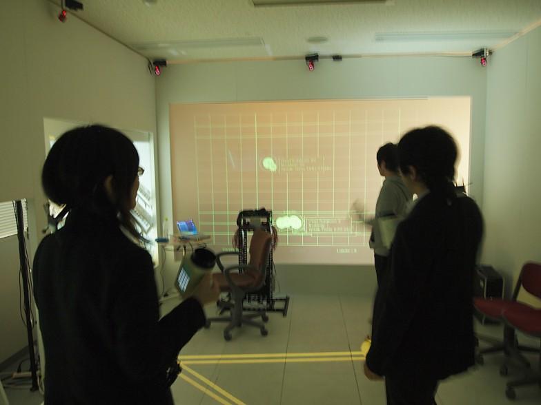 部屋型無意識コンピューティング「Ambient Suite」