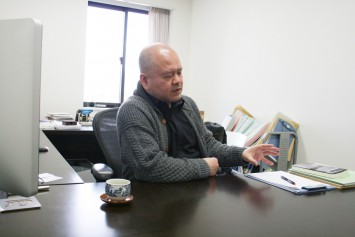 関西大学社会安全学部 高橋智幸教授