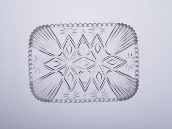 プレス皿(角皿)