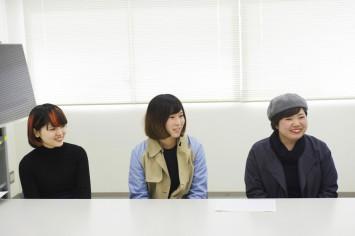 「OSAKA DESIGN FORUM」への意気込みを語る学生たち