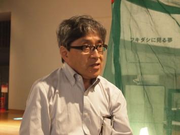 重田眞義教授