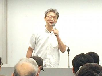 大阪市立大学理学研究科 清矢良浩教授
