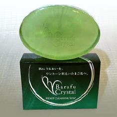 【佐賀大学】バラフクリスタル ソープ1
