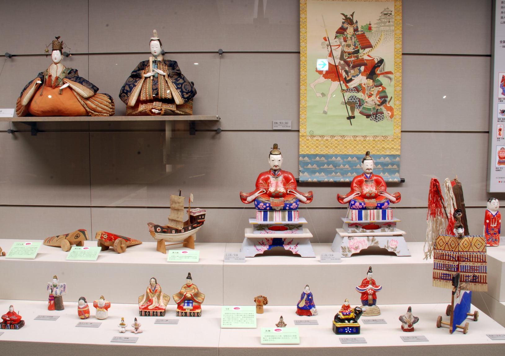 日本各地の郷土玩具