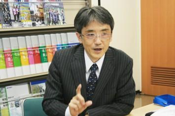 関西大学化学生命工学部 老川典夫教授