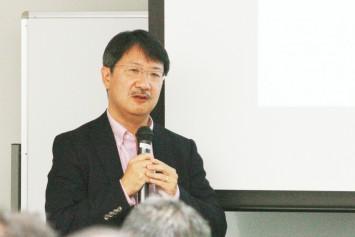 大阪経済大学 江島由裕教授
