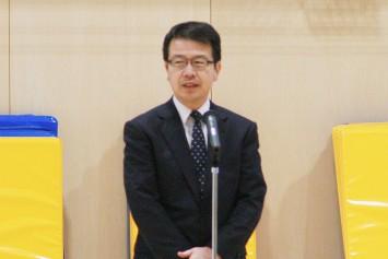 スポーツ庁地域振興担当参事官 仙台光仁氏