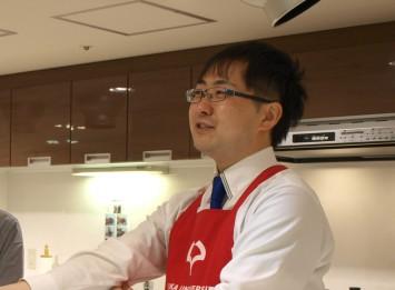 中久保辰夫先生(助教・大阪大学埋蔵文化財調査室)