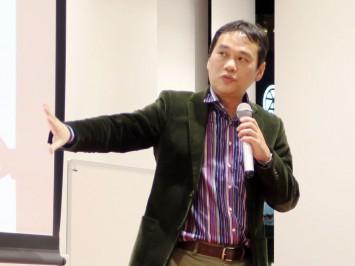 関西大学商学部 西岡健一准教授