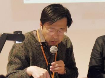 金水敏氏(大阪大学文学研究科教授)
