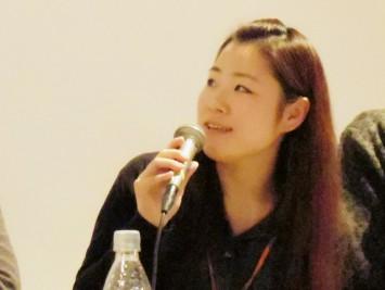 ユー・スギョン氏(京都精華大学マンガ研究センター研究員)