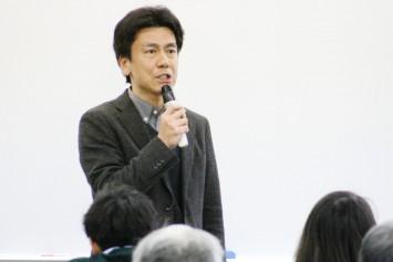 関西学院大学 甲斐知彦教授
