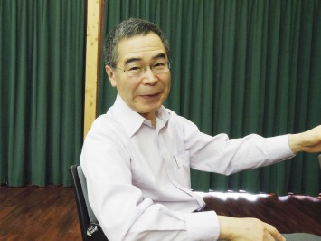 京都大学大学院理学研究科 中西一郎教授