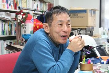 京都橘大学現代ビジネス学部谷口知司教授
