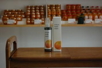 「みかん肌まろ化粧水」、150ml、3240円(税込)。送料無料。オンラインショップで販売中