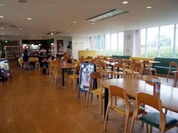 エテルニテにある「Cafe POND 室の木店」