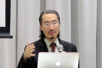 東京大学地震研究所 田中宏幸教授