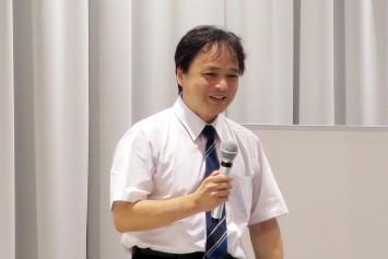 関西大学総合情報学部 林武文教授