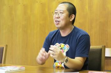 奈良県立大学地域創造学部 岡本健准教授