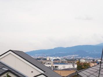 阪大坂からの景色