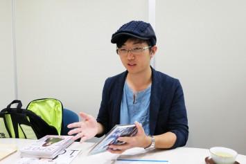 立命館大学SPOT編集部副代表 関戸覚 さん