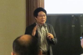 関西学院大学 西山克教授