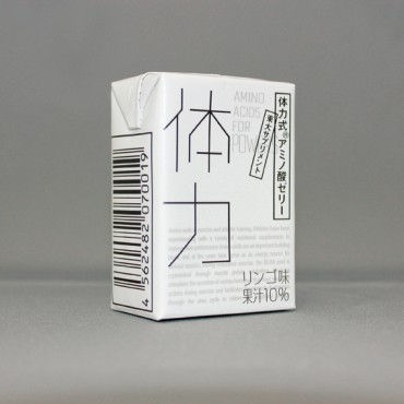 04アミノ酸ゼリー