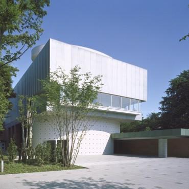 藝大美術館外観 3M