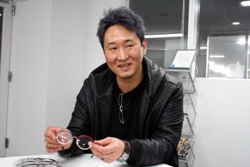 平田喜大先生