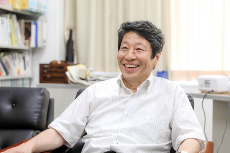 うま味研究の第一人者、農学部教授・伏木 亨先生
