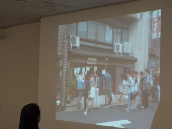 飴は450年以上の歴史を持つ「みなとや幽霊子育飴本舗」(京都・東山)で購入可能。鴨川を渡り清水寺に向かう途中の松原通にあります