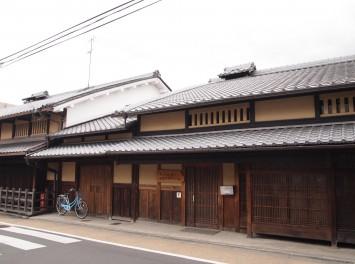 深草町家キャンパスは、深草駅にほど近い、150年以上の歴史を持つ京町家