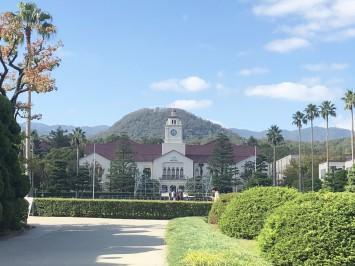 関西学院大学の時計台
