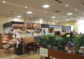 入ってすぐのカフェが会場。気軽に参加できる雰囲気