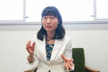石井先生インタビュー風景