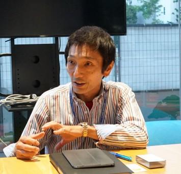 近畿大学薬学部教授の多賀淳さん