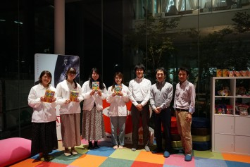 近畿大学とUHA味覚糖の産学連携ラボ「KISS LABO」