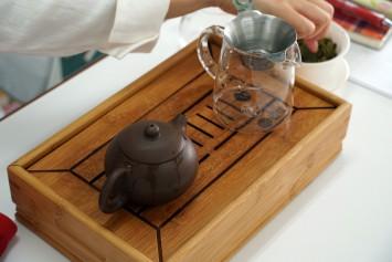 茶は人と人をつなぐ仲介者となる