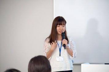 大阪大学21世紀懐徳堂の肥後さん